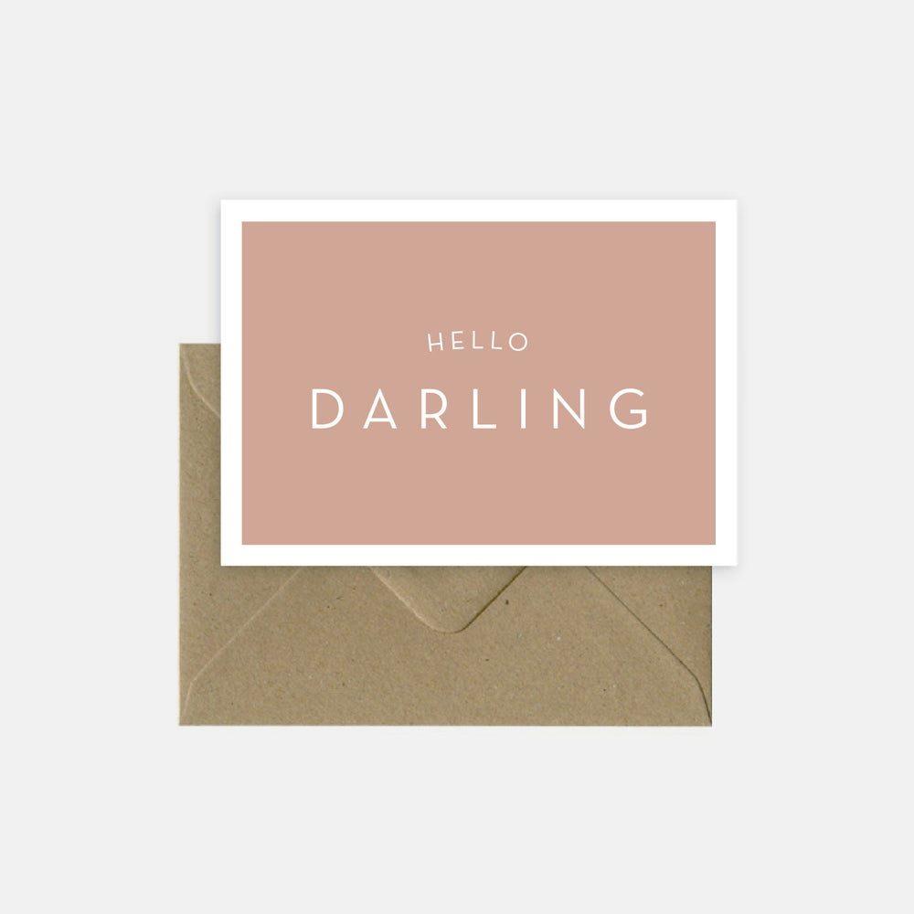 Image of Hello Darling
