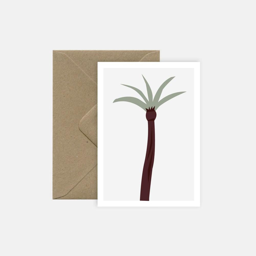 Image of A l'ombre du palmier