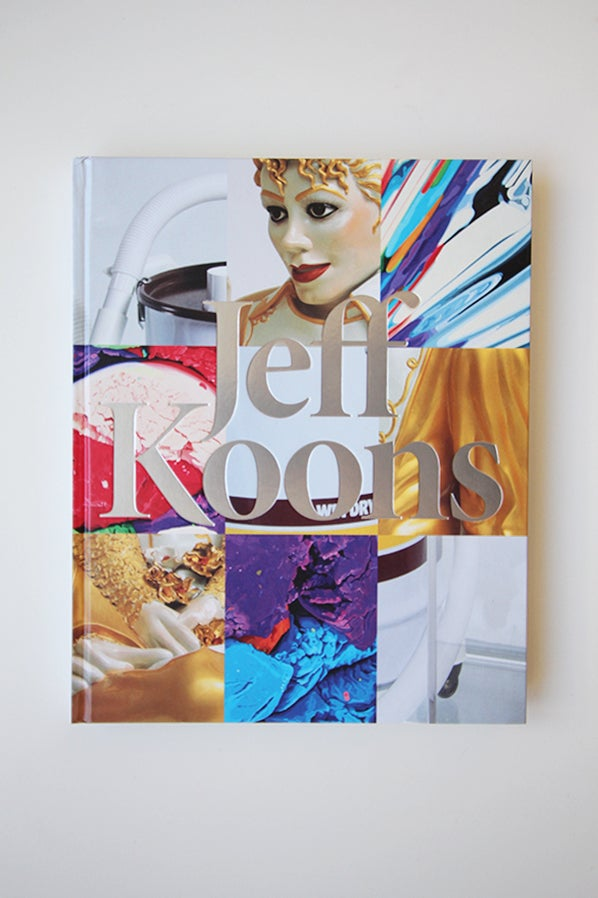 Image of Jeff Koons - Keff Koons (Fondation Beyeler)