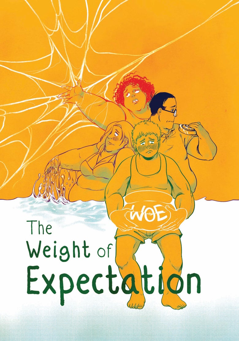 Image of The Weight of Expectation Comic