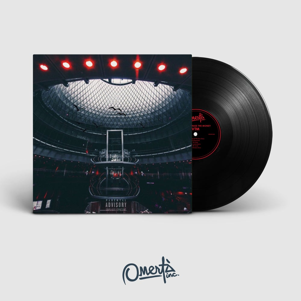 Image of Valee & Chase the Money - VTM [LP] OMINC026