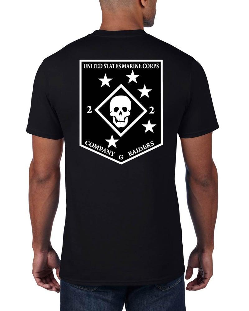 Image of Golf 2/2 Raider Tshirt