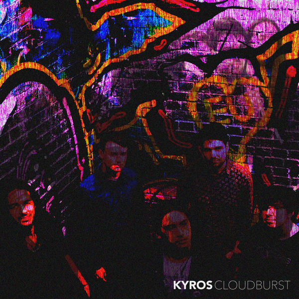 Image of CLOUDBURST (Maxi-Single)