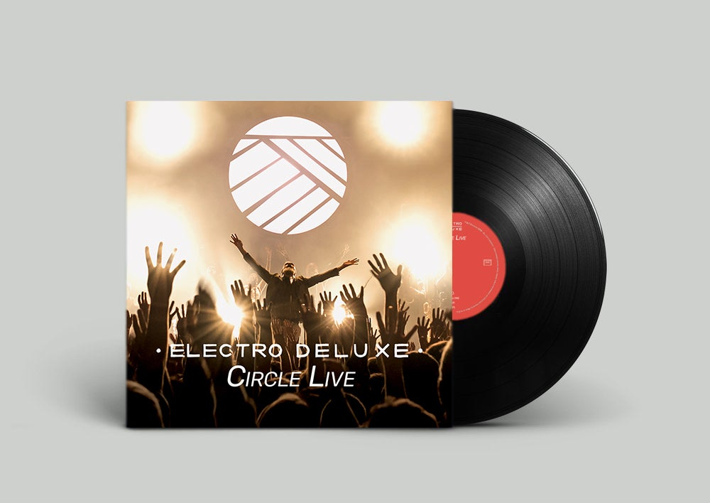 Image of CIRCLE LIVE - Vinyl