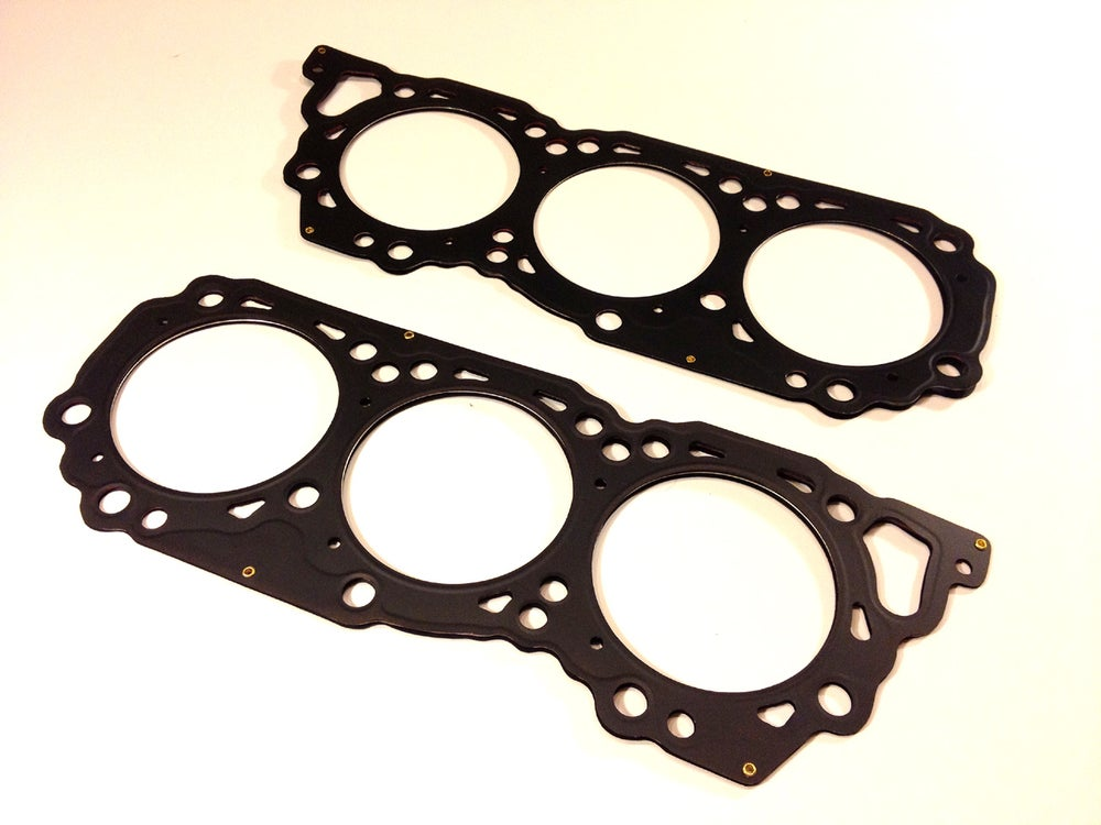 Image of MLS Cylinder Head Gasket Set - Nissan SOHC VG Engines