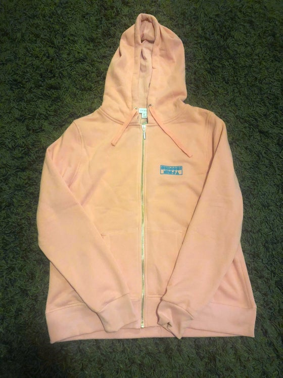 Image of Womens 40oz Pink Hoodie (Limited Edition)