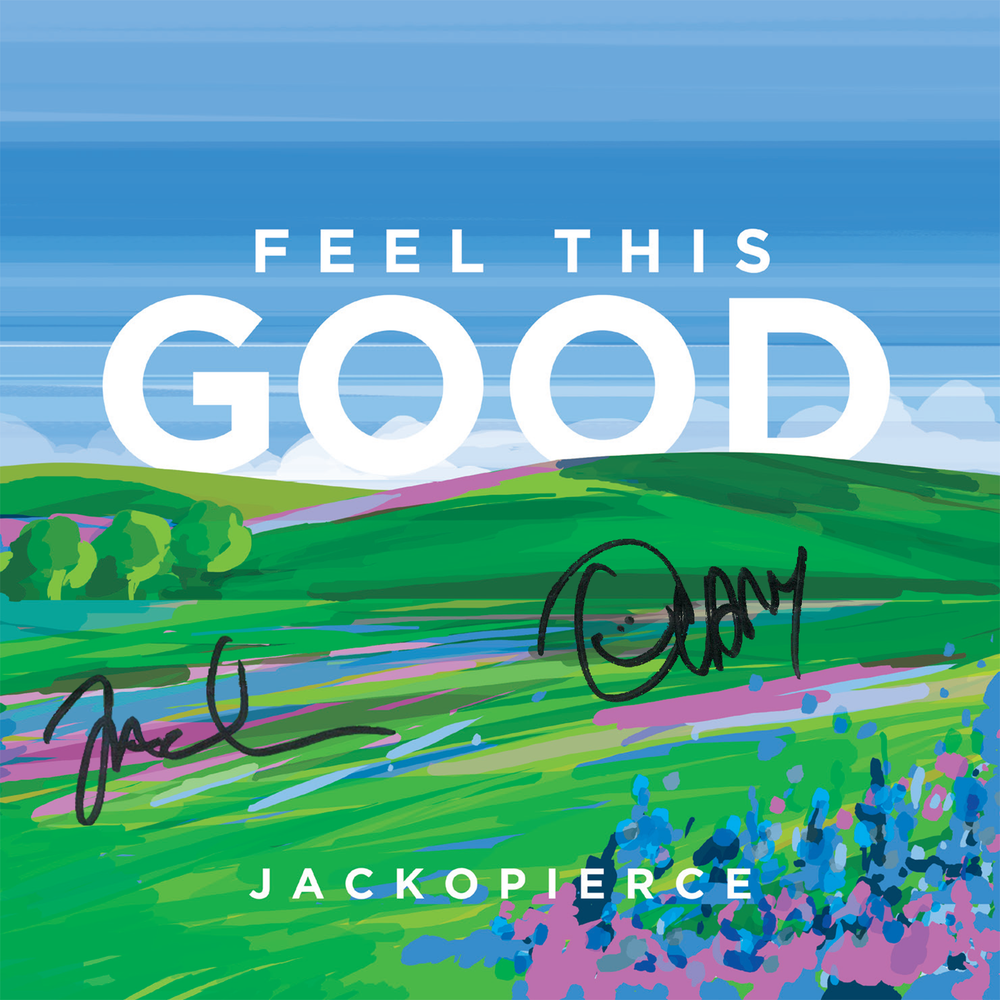 Image of Feel This Good - Signed CD