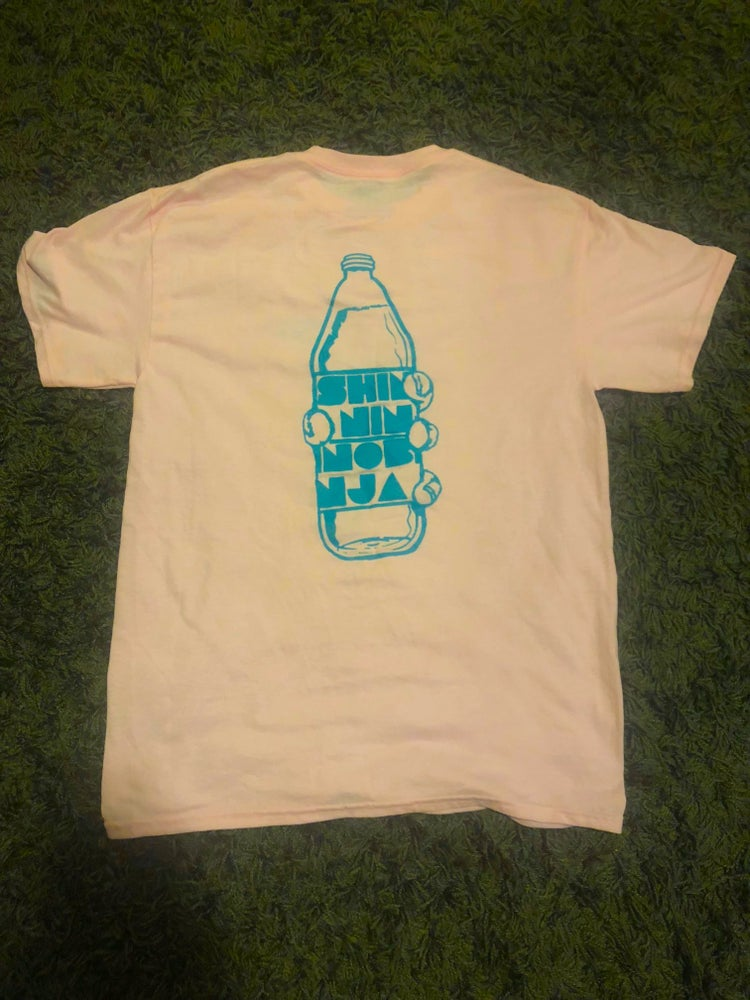 Image of 40oz Shinobi Ninja Pink Shirt (Limited Edition)