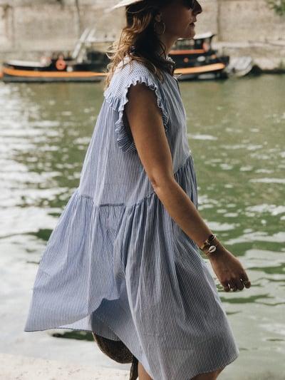 Robe Sarah-Lou - Maison Brunet Paris