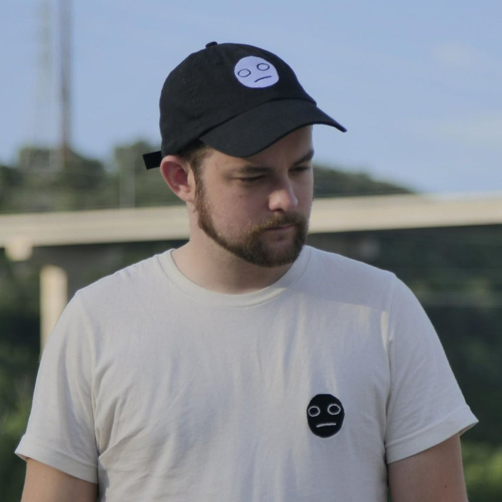 Image of Embroidered Tee