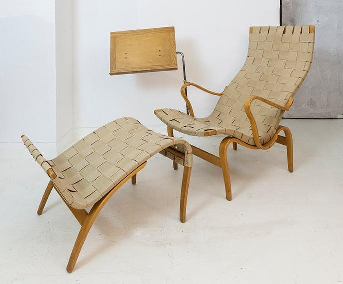 Image of Chaise Longue Pernilla / Suecia / Años 60