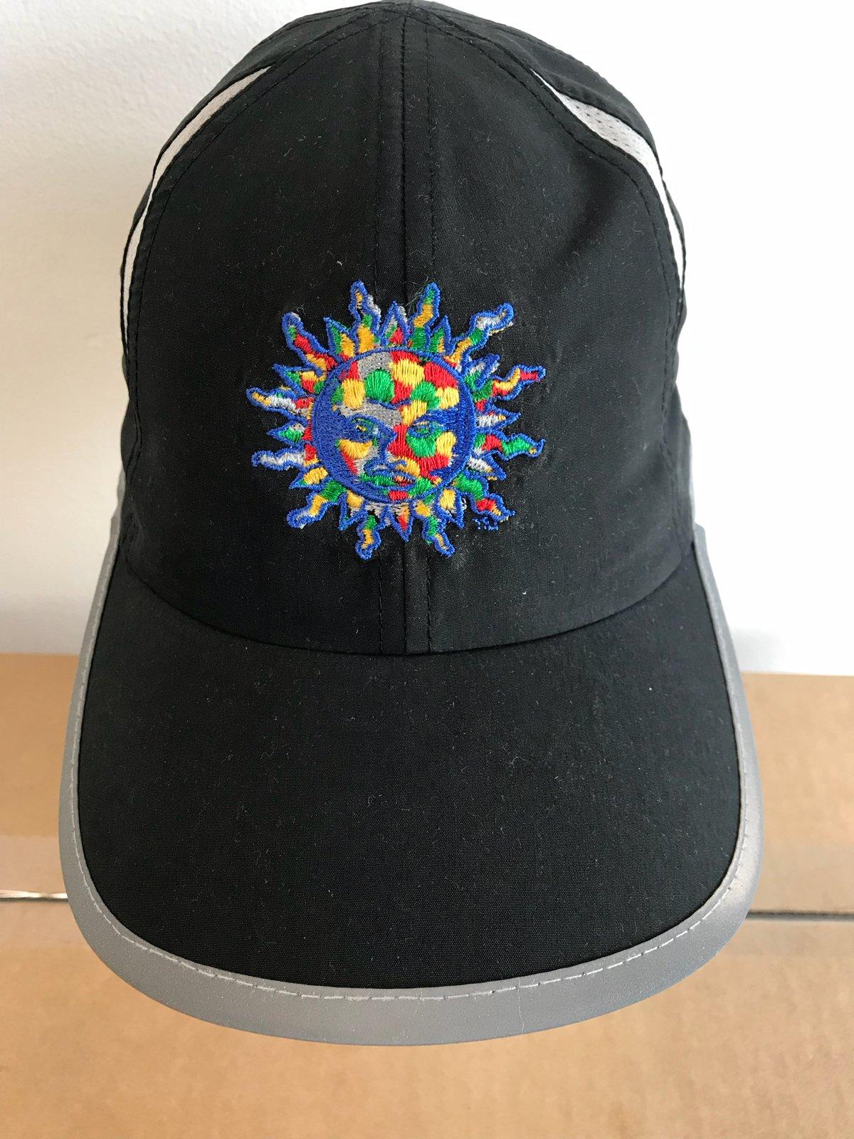 Image of Multi Color Logo Run Cap