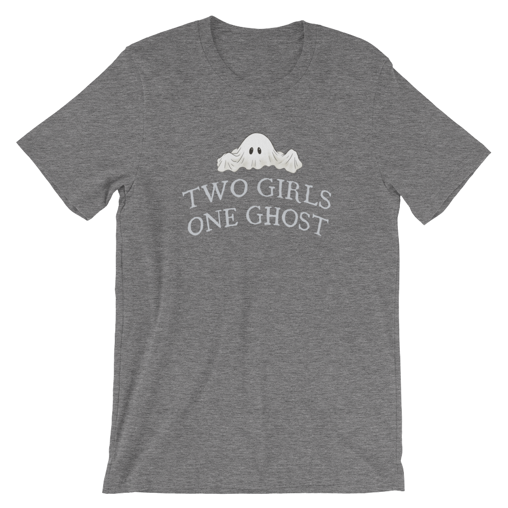 Image of TWO GIRLS ONE GHOST - UNISEX TEE