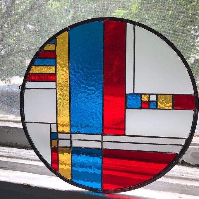 Image of MONDRIAN x WRIGHT