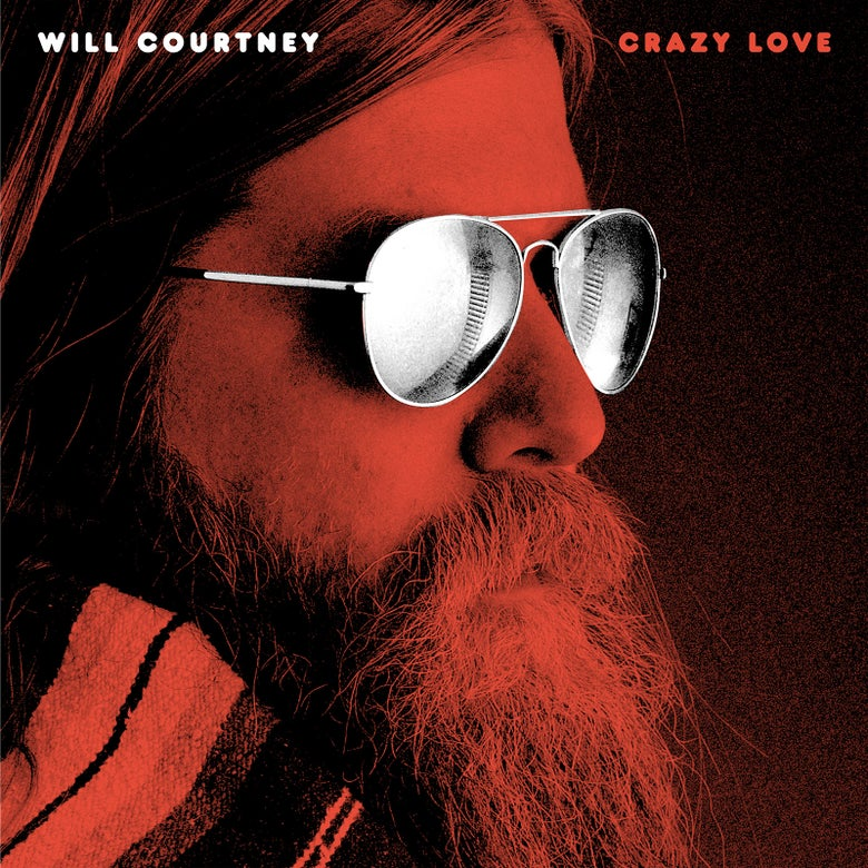 "Image of Will Courtney - ""Crazy Love"""