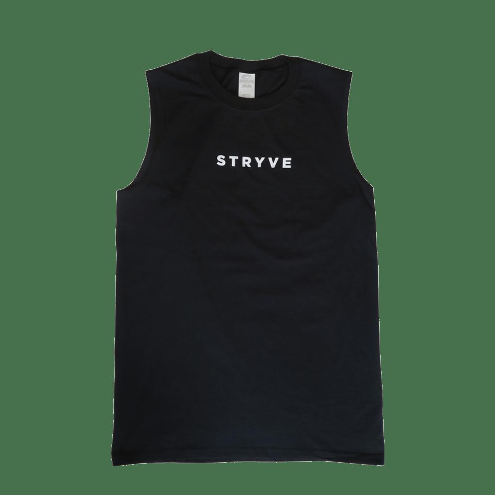 Image of Black STRYVE Cut Off