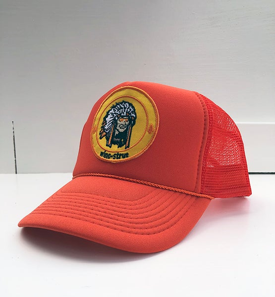 Image of Orange You Glad wino-strut Hat