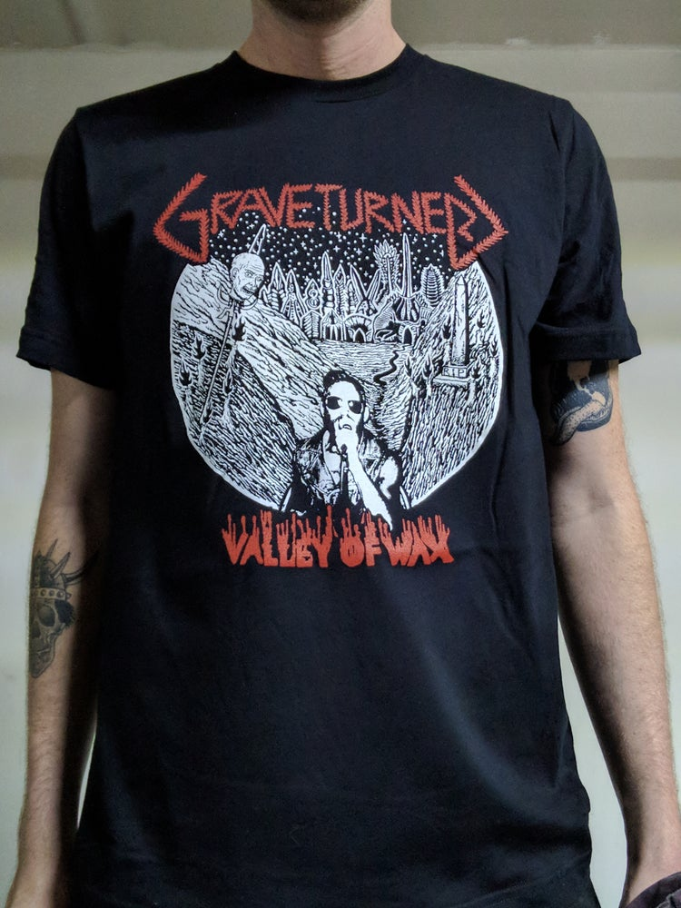 Image of GRAVE TURNER SHIRT
