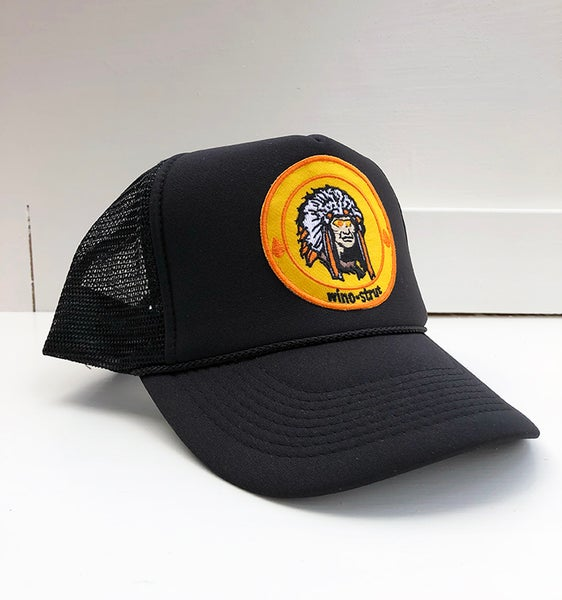 Image of Blackout wino-strut Hat