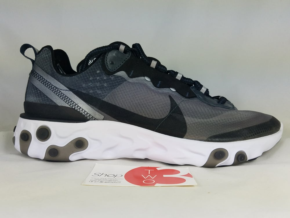 "Image of  Nike React Element 87 ""ANTHRACITE"""