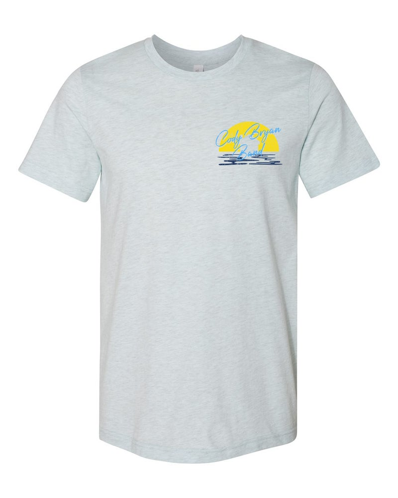 Image of Our House for the Weekend Tee (Ice Blue)