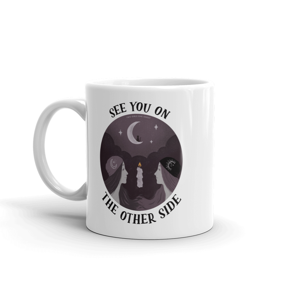 Image of SEE YOU ON THE OTHER SIDE - MUG
