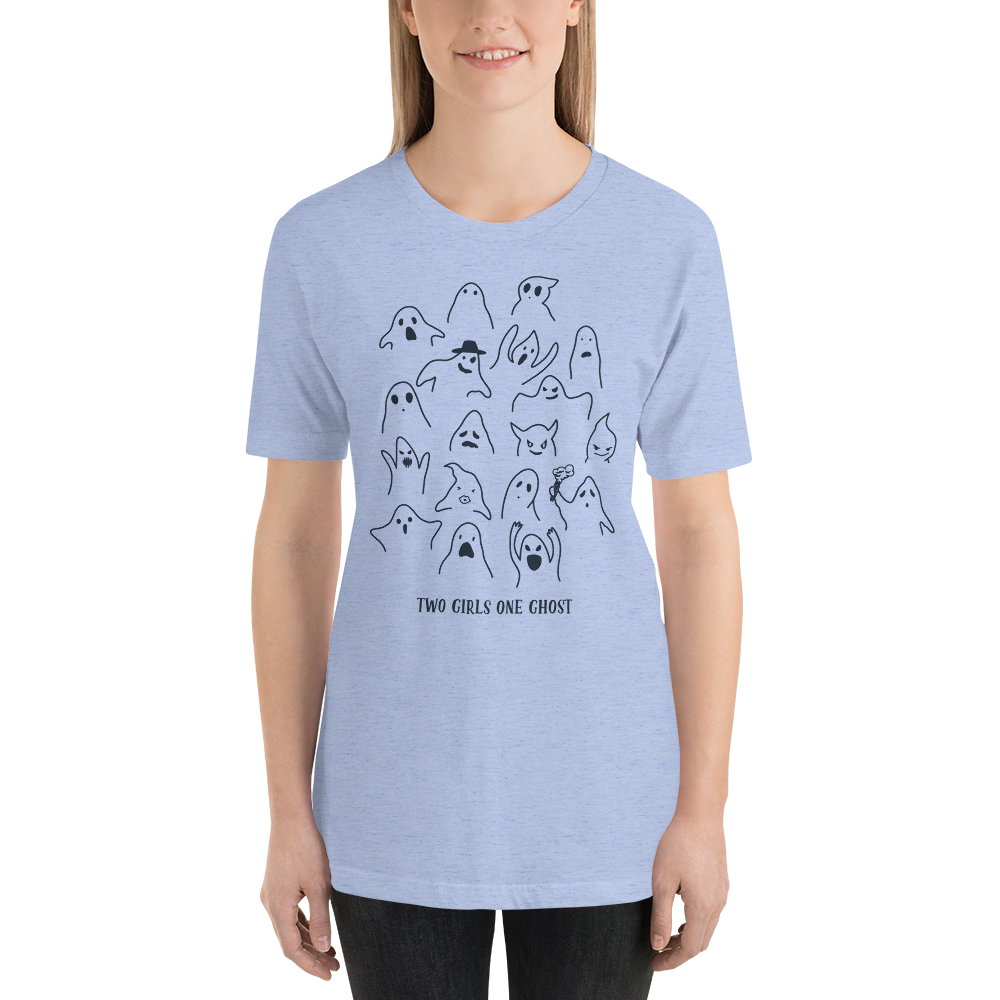Image of GHOST CLUSTER - UNISEX T-SHIRT