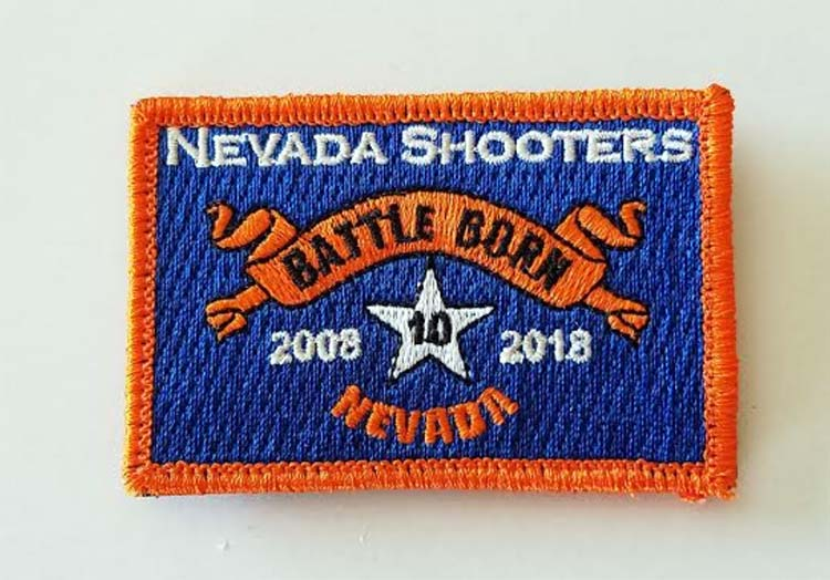 Image of Nevada Shooters 10 Year Morale Patch - ORDER SEPARATELY