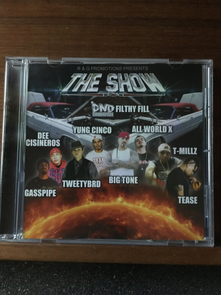 "Image of ""The Show"" Devotion CD (LIMITED COPIES)"