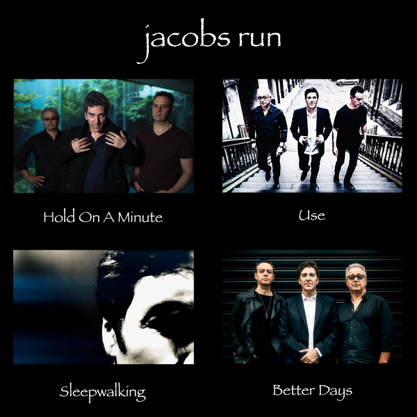 Image of jacobs run - 4 track EP (CD)