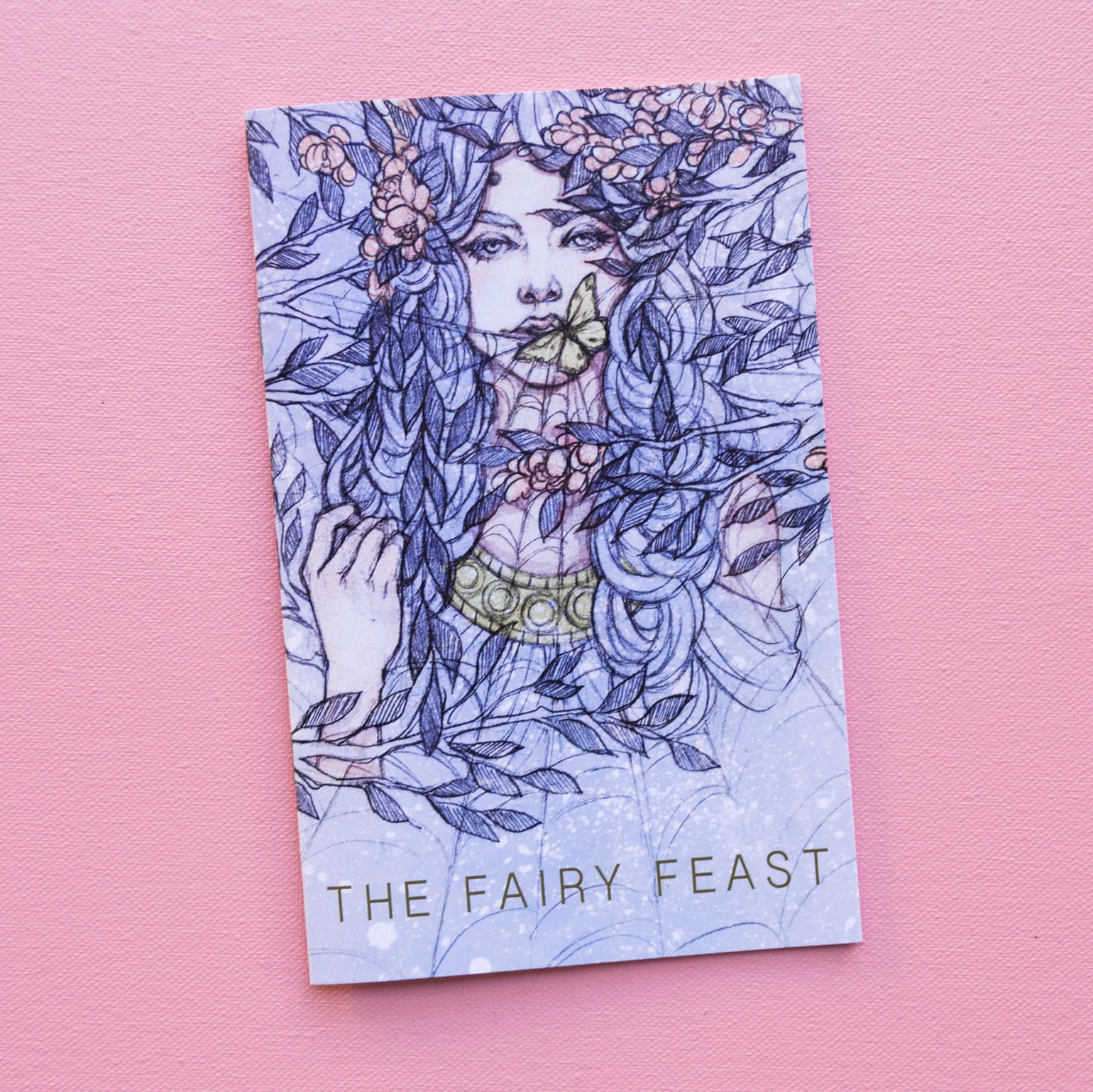 Image of The Fairy Feast Zine