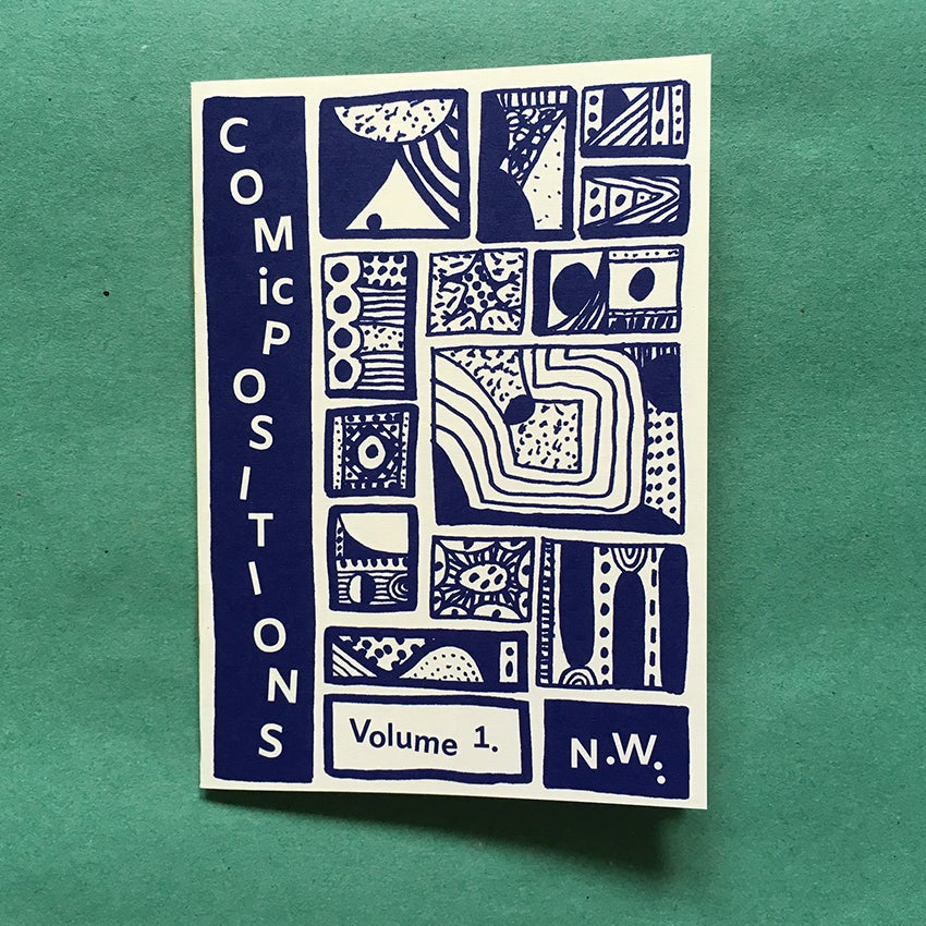 Image of 'COMicPOSITIONS: Volume 1' Zine