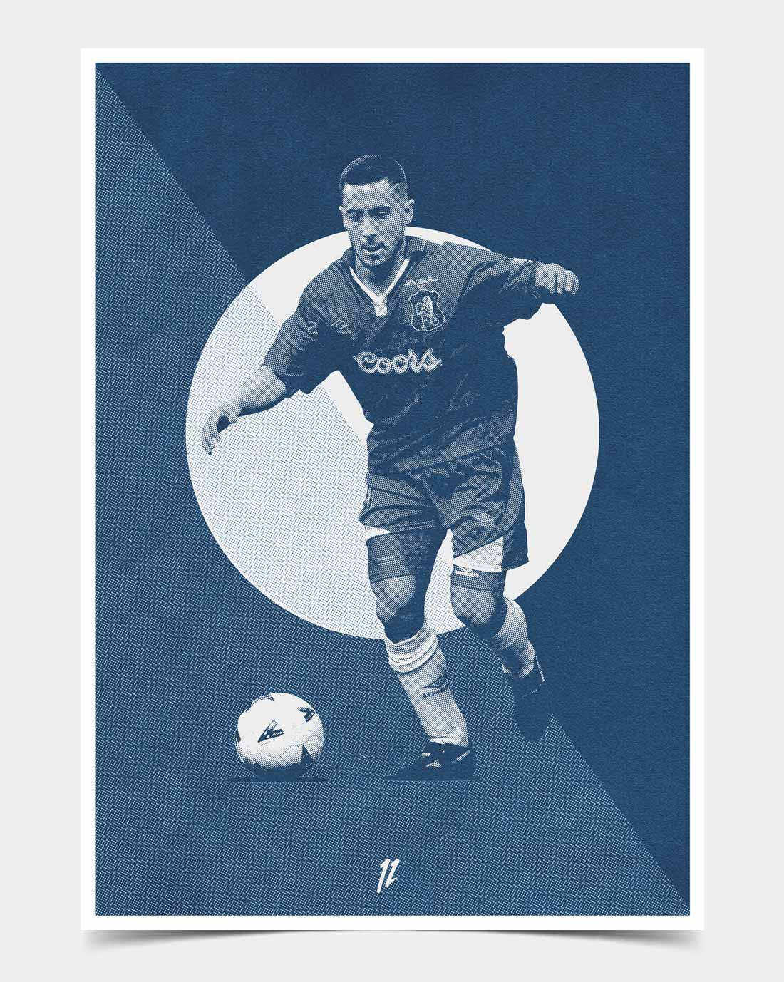 Image of Hazard Throwback