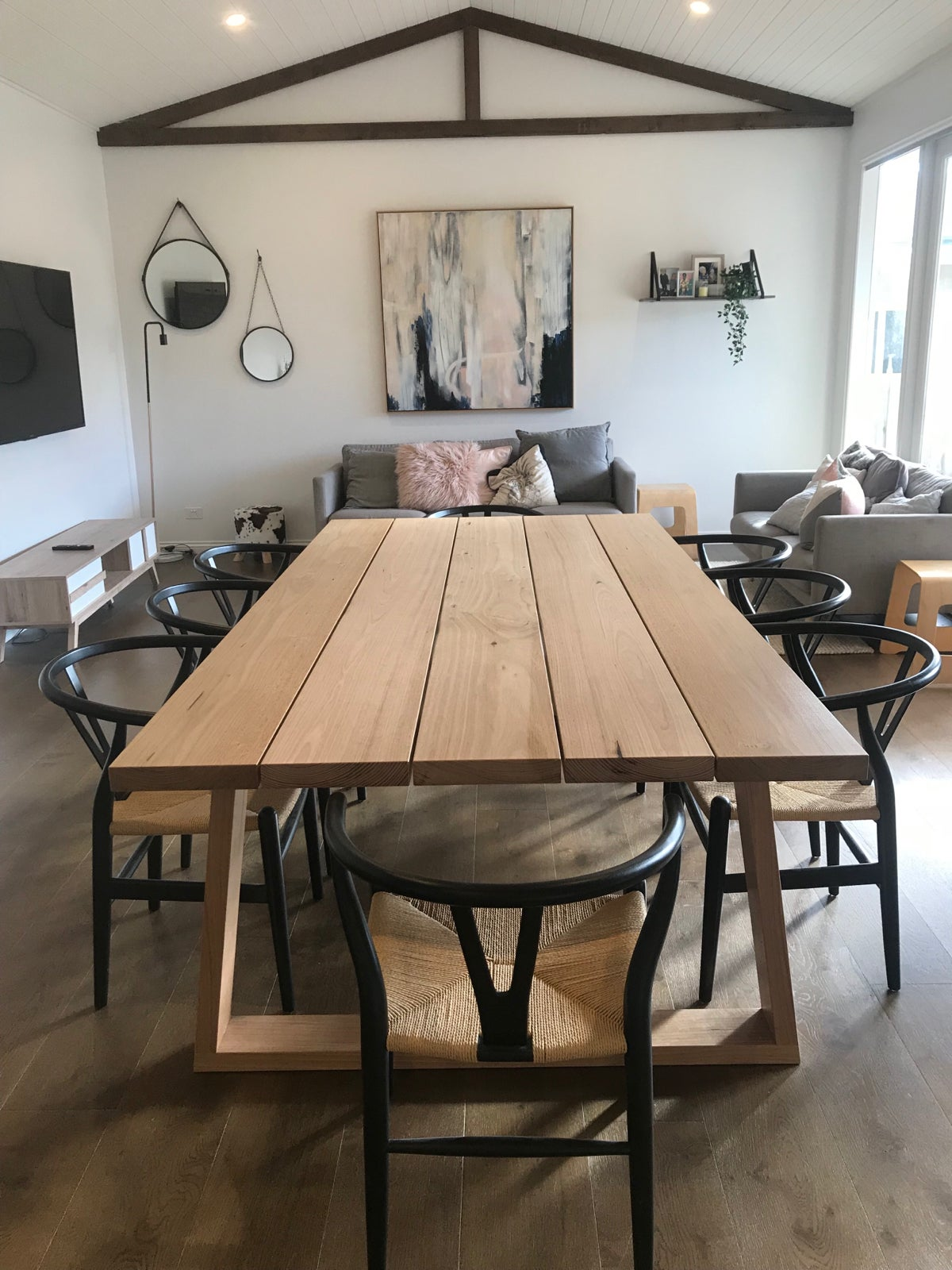 Image of PLANK - Dining Table