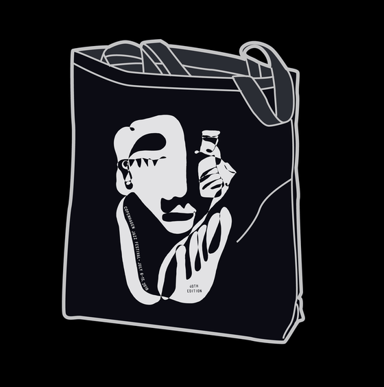 Image of Tote Bag – Copenhagen Jazz Festival 2018