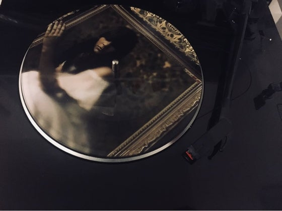 Image of Perdition 7'' Picture Disc