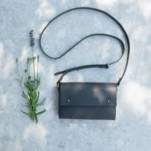 Image of RIV MINI Shoulder Bag CHARCOAL