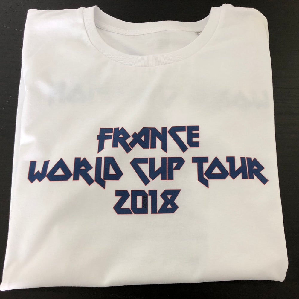 Image of France World Cup Tour 2K18