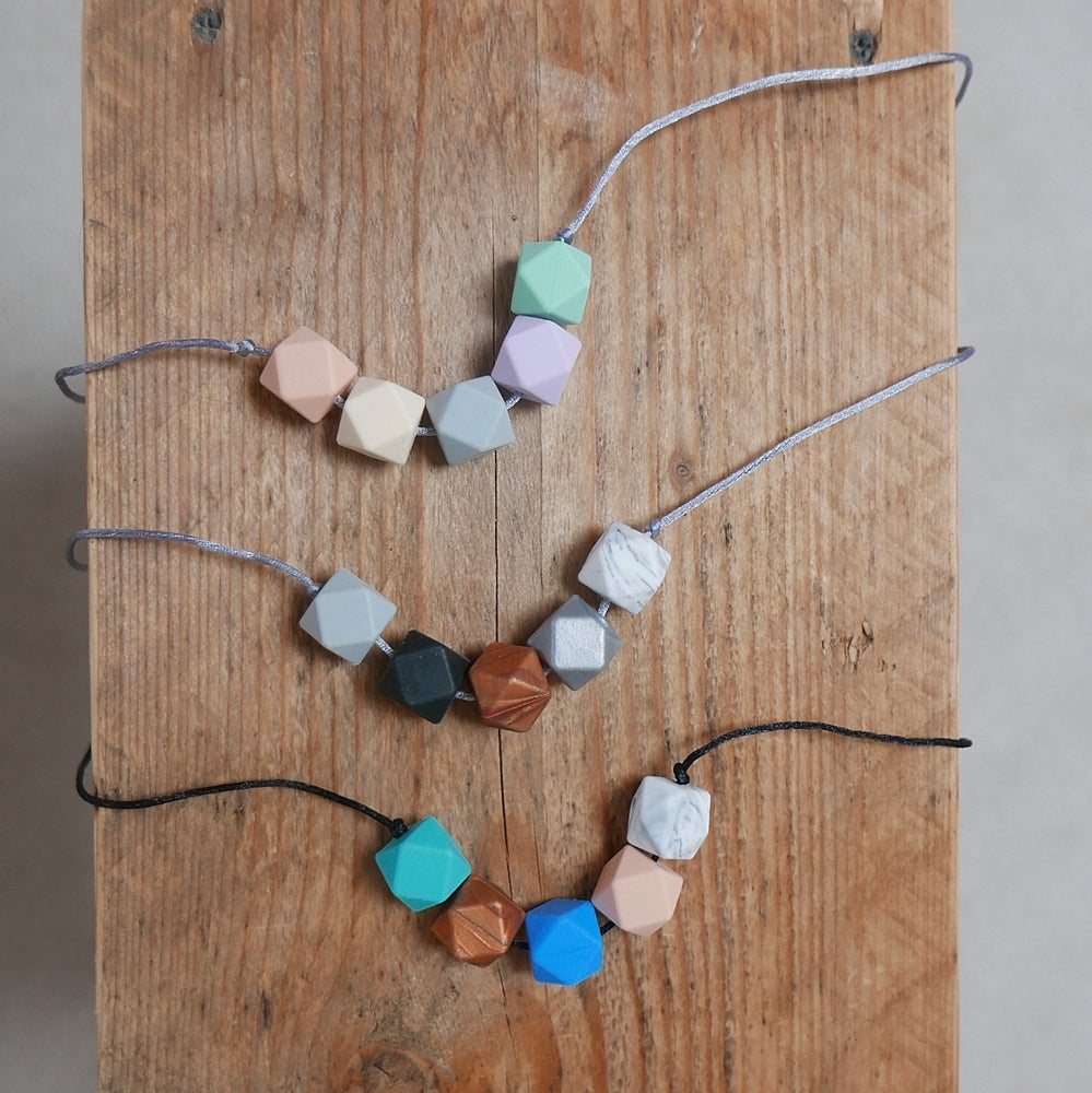 Image of Stratford Teething Necklace