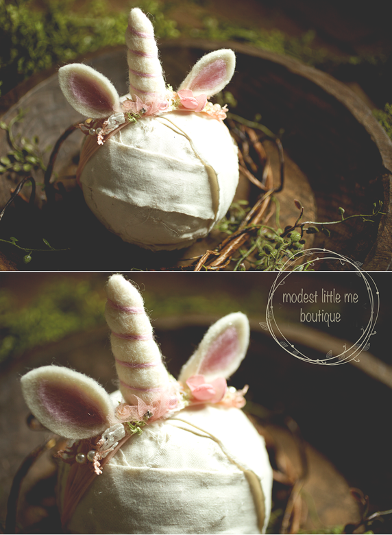 Image of Little Pinky Tink Unicorn