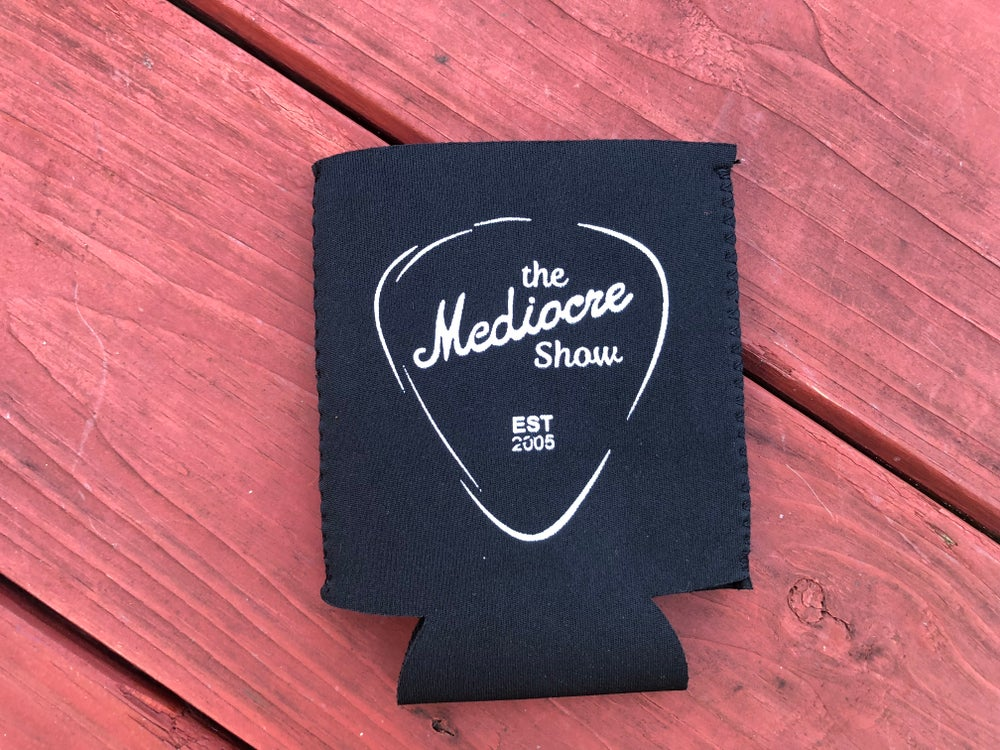 Image of Mediocre Beer Koozie