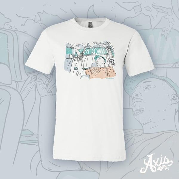 Image of Laydown T-Shirt White