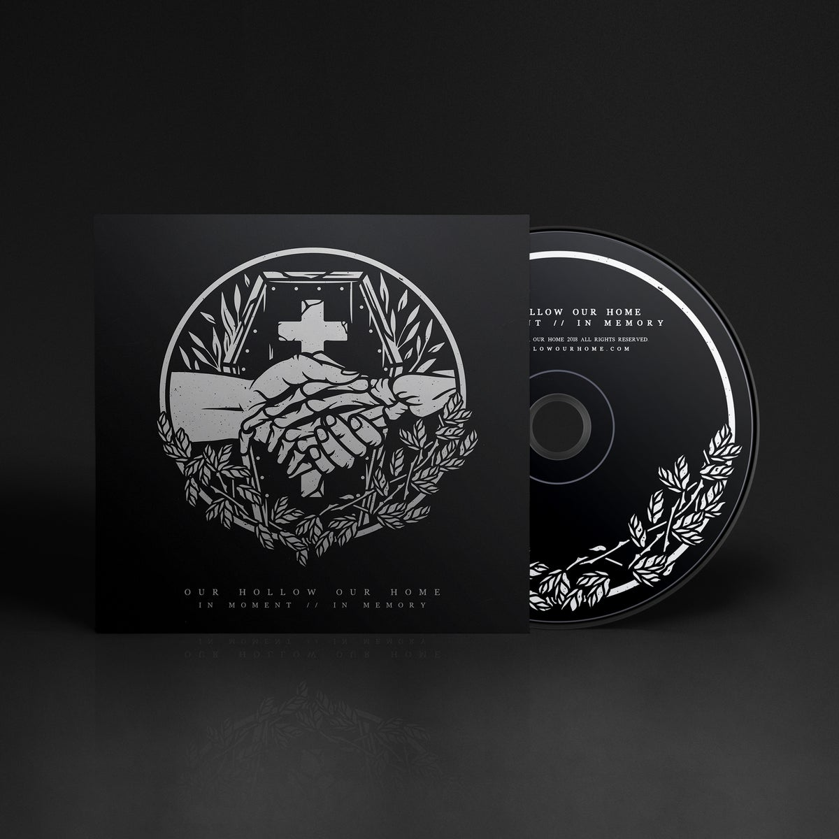 Image of IN MOMENT // IN MEMORY - DIGIPACK CD