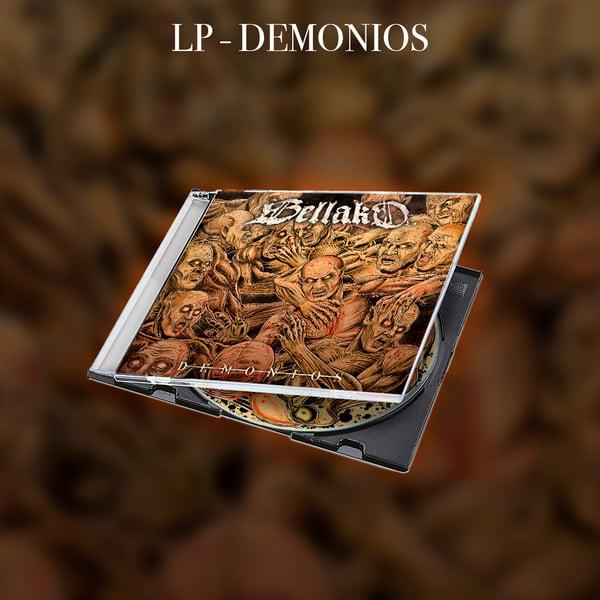 Image of LP - Demonios