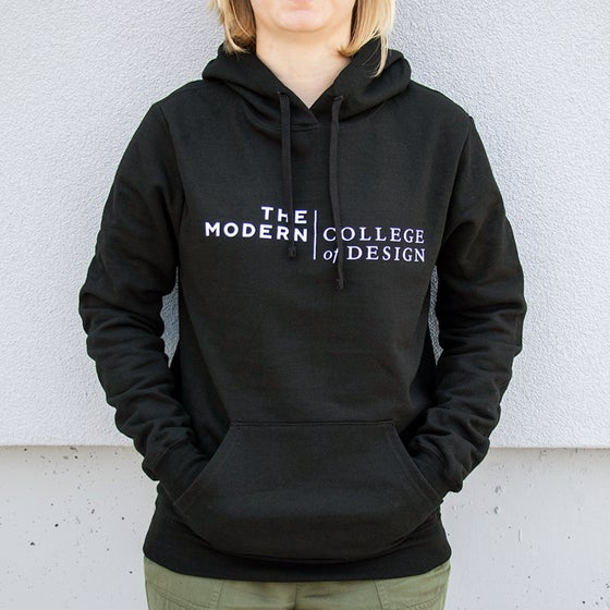 Image of The Modern Hoodie - Black