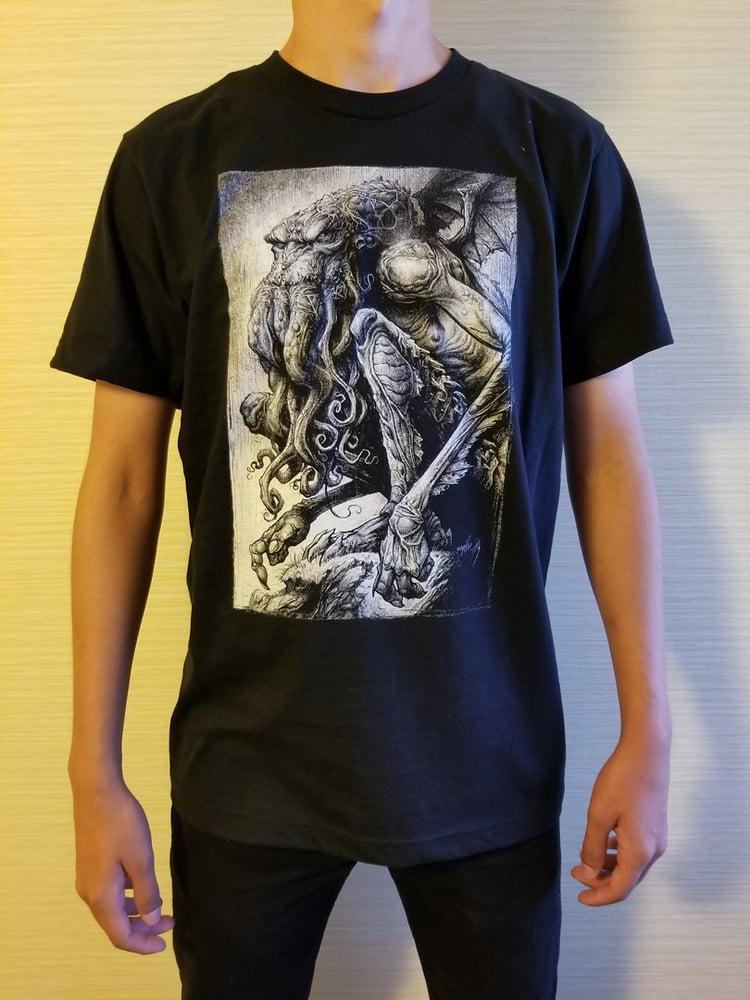 Image of Our Savior Has Returned - T-Shirt