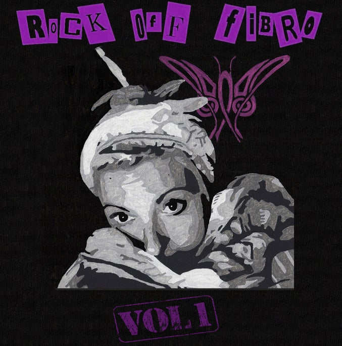 Image of Rock Off Fibro Vol. One Double CD