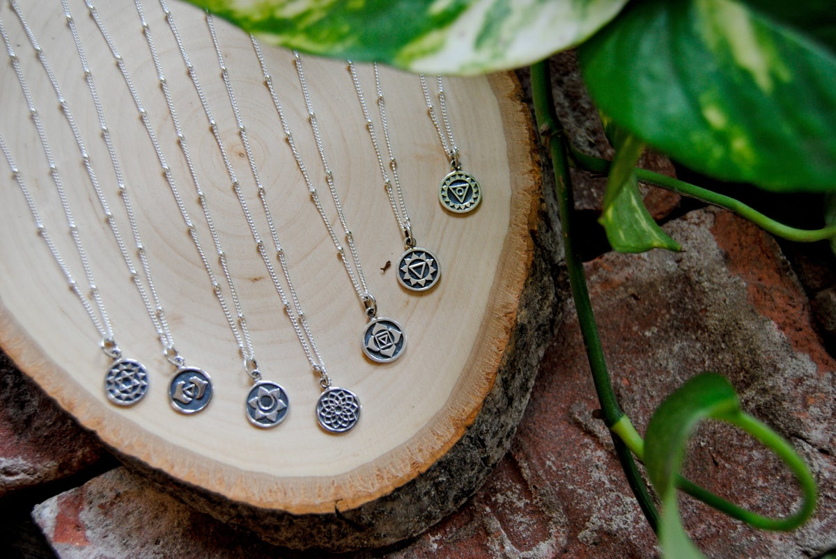 Image of Chakra necklaces