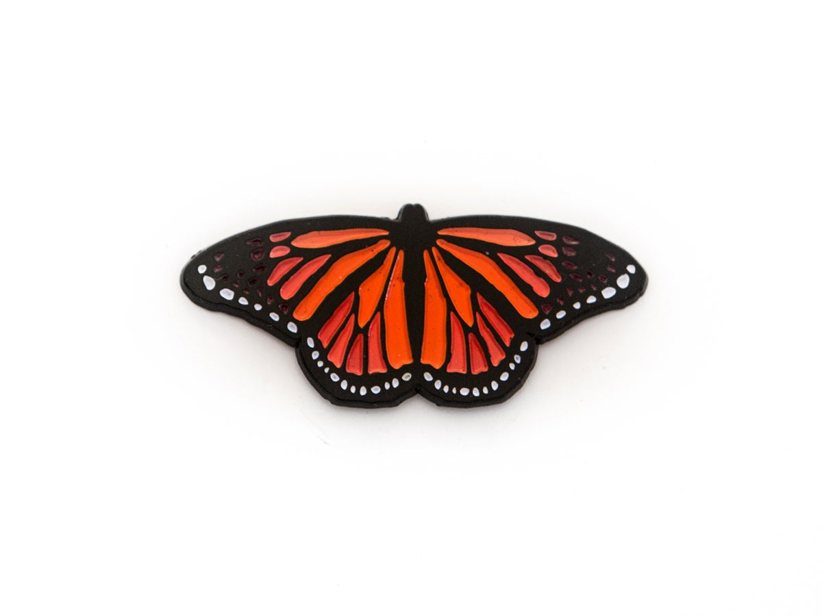 Image of Monarch Butterfly Pin