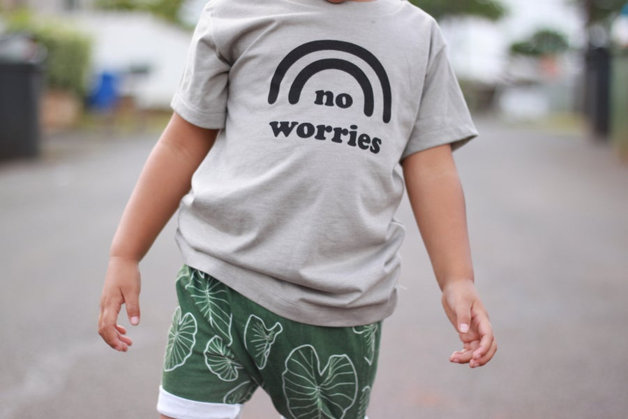 Image of No worries